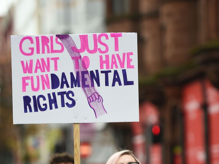 The abortion act came in 50 years ago, giving women the right to safe terminations