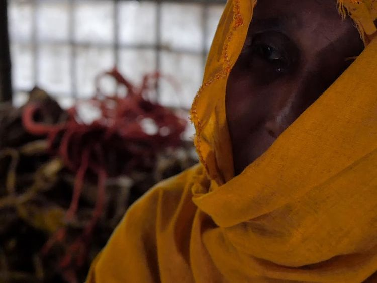 Rabia says she was raped by Myanmar army soldiers