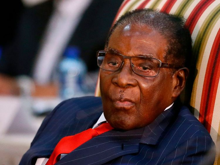 Robert Mugabe has led Zimbabwe for more than 30 years