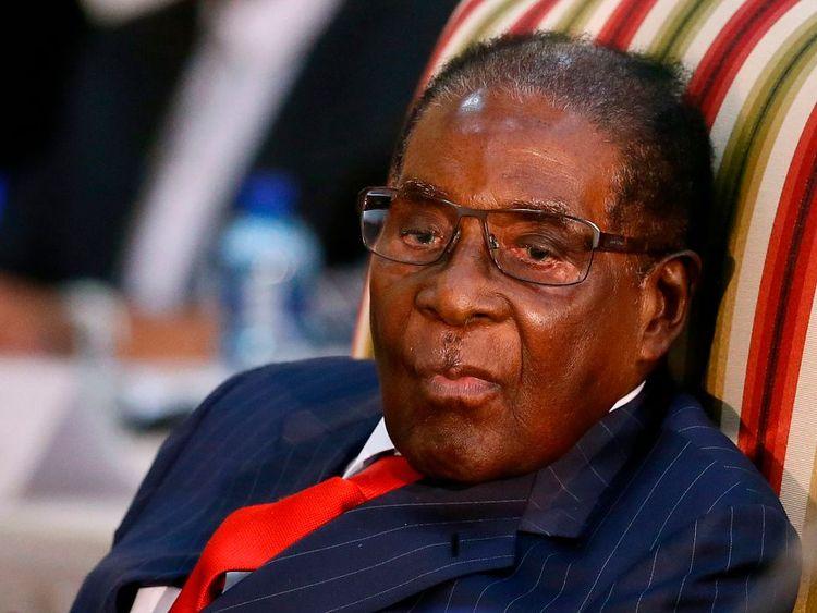 Robert Mugabe has led Zimbabwe for more than 30 years