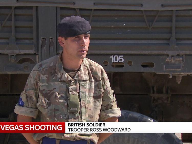 Trooper Ross Woodward