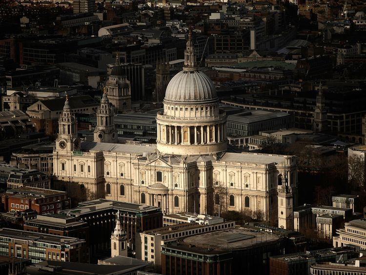 The memorial is due to take place at St Paul's Cathedral on December 14