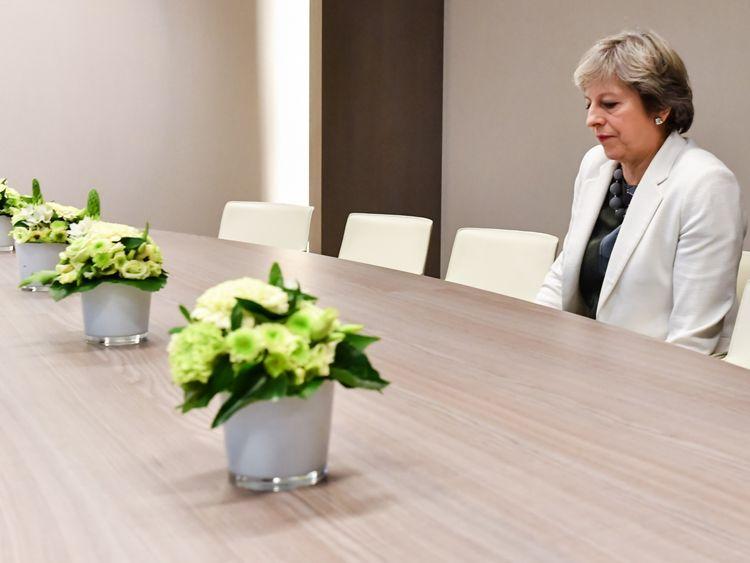 Juncker on May dinner leaks: 'Nothing is true'