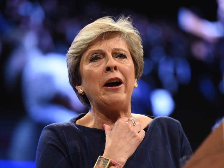 Theresa May won the public backing of Cabinet ministers and MPs