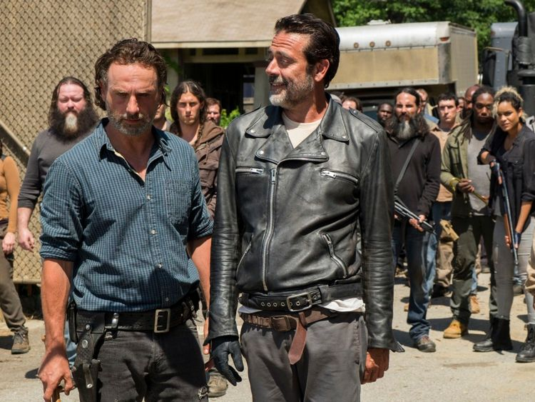 Andrew Lincoln leaving zombie hit The Walking Dead
