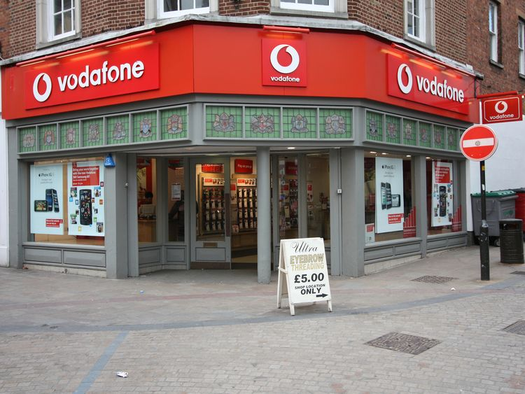 Is Vodafone's new ad campaign too clever?