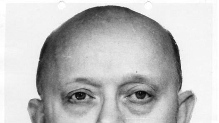 Benjamin Hoskins Paddock. Pic: FBI