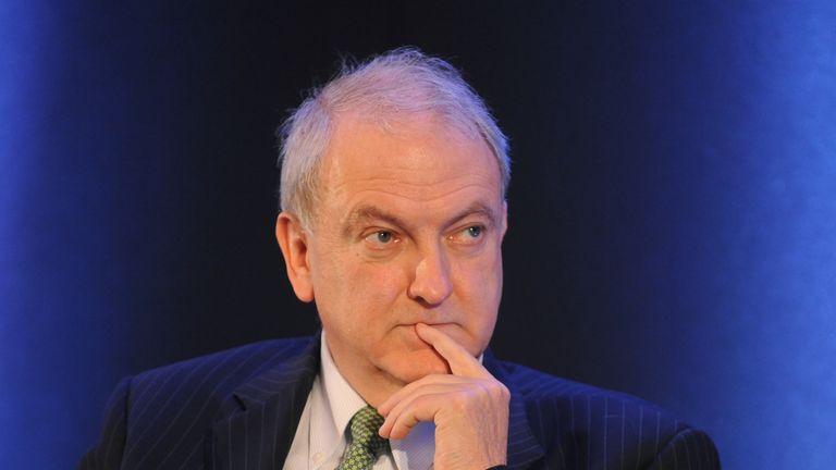 Sir Bruce Keogh, medical director of NHS England, in 2013