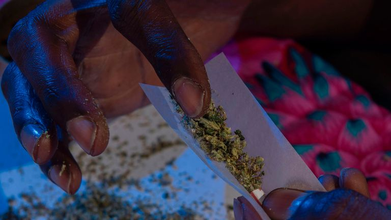 Recreational use of cannabis is being decriminalised in some parts of the World
