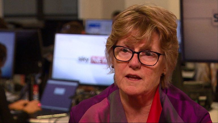 Dame Sally Davies - Chief medical officer