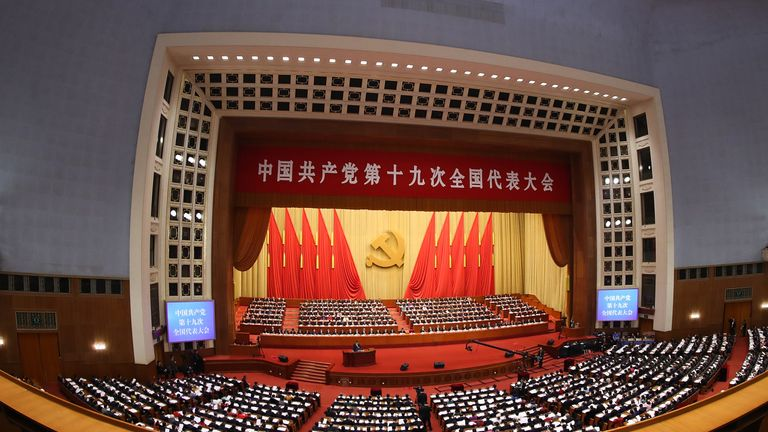 The Communist Party Congress will deliver a new central committee