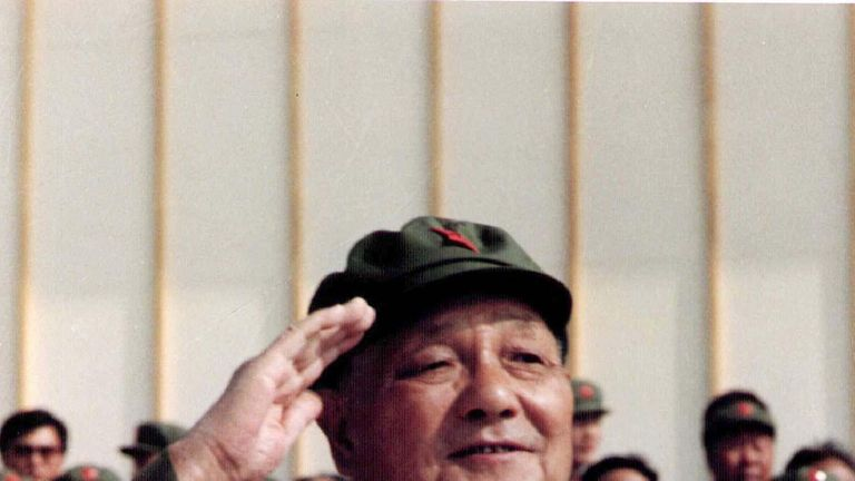 After Deng Xiaoping's death in 1997, the Chinese Communist Party changed tack