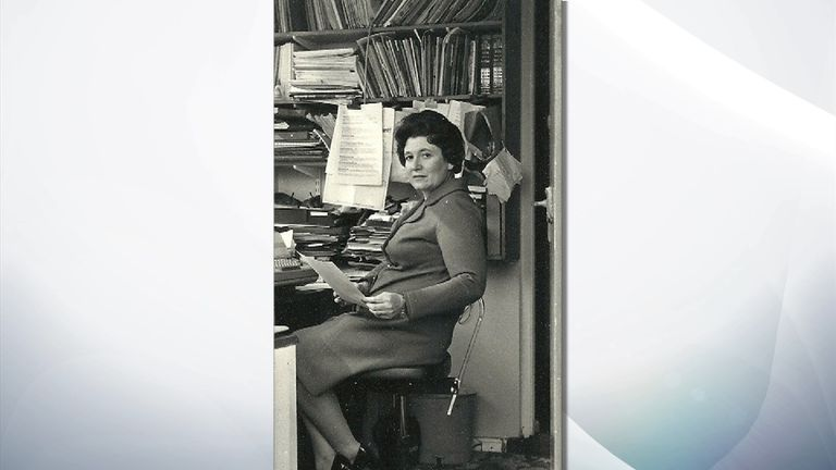 Diane Munday, abortion campaigner in the 1960s