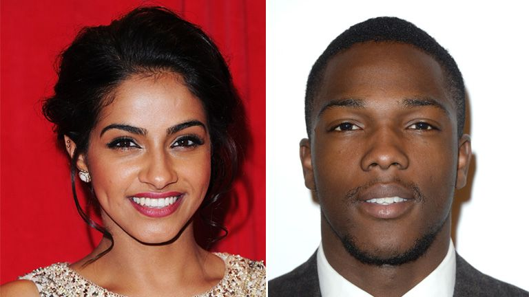 Mandip Gill and Tosin Cole have been unveiled as Jodie Whittaker's co-stars