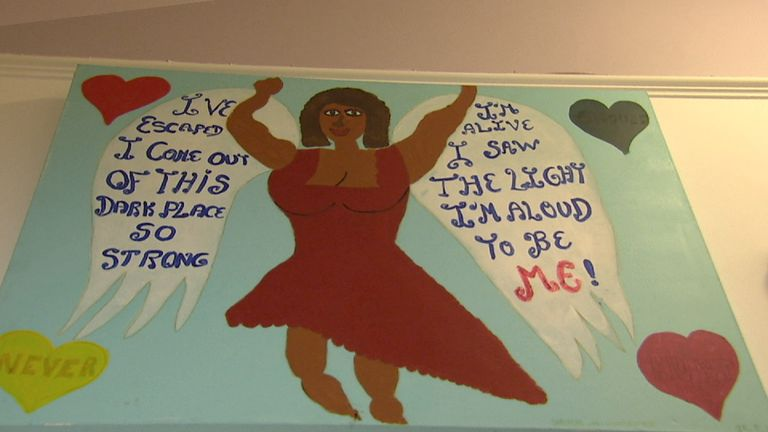 Reigate and Banstead women's refuge