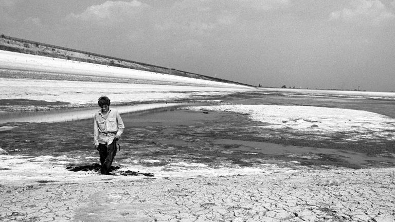 Millions were left without water during the drought of 1976