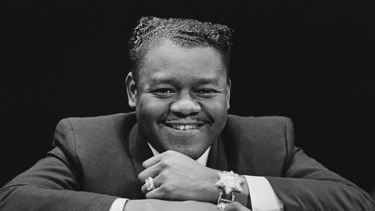 Legendary rock'n'roller Fats Domino dies