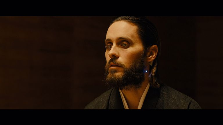 Jared Leto plays Niander Wallace in the sequel