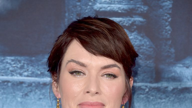 HOLLYWOOD, CALIFORNIA - APRIL 10: Actress Lena Headey attends the premiere of HBO's 'Game Of Thrones' Season 6 at TCL Chinese Theatre on April 10, 2016 in Hollywood, California. (Photo by Alberto E. Rodriguez/Getty Images)