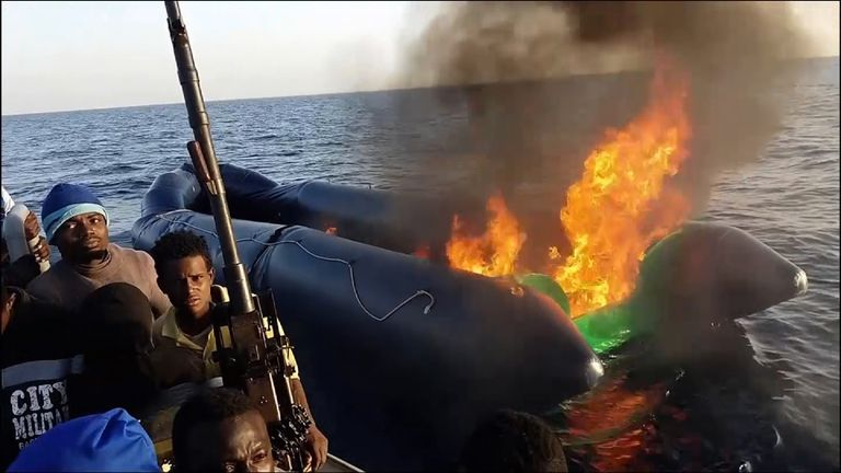Thousands have made the crossing from Libya to Italy despite safety fears