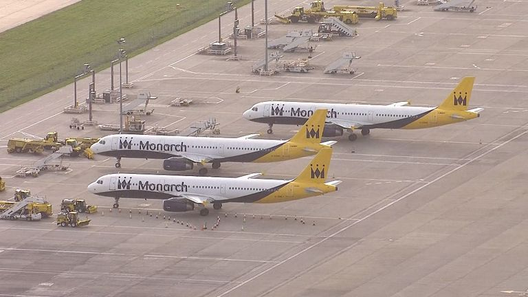 Monarch was founded in 1967