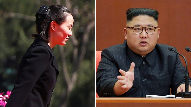 Kim Jong Un has just promoted his 28-year-old sister Kim Yo Jong