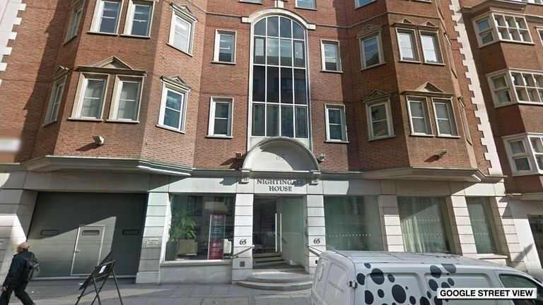 OakNorth bank HQ in London