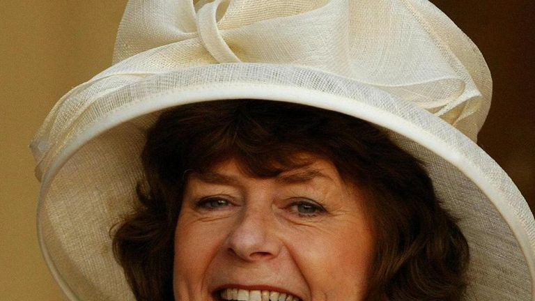 Poet Pam Ayres gained fame in the 1970s after appearing on TV talent show Opportunity Knocks