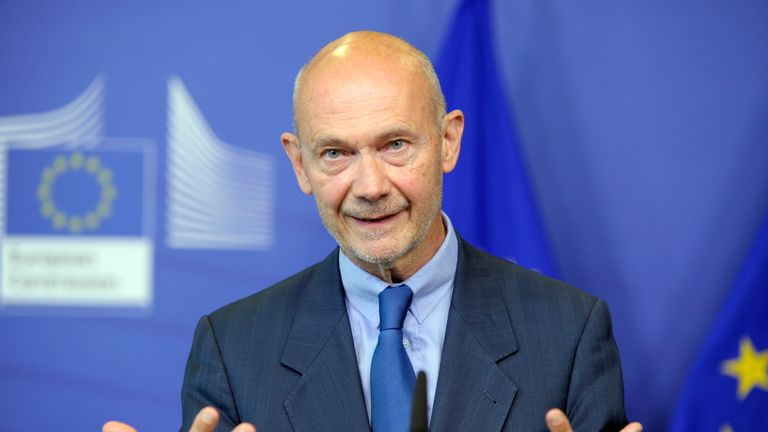 Pascal Lamy says 'there will be a cost'