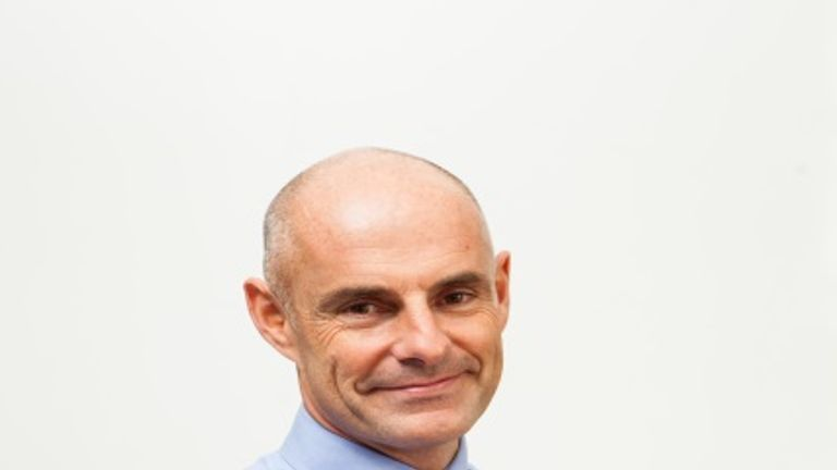 Roger Burnley returned to Asda as Mr Clarke's deputy in 2016. Pic: Asda