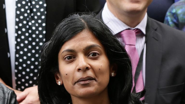 Rupa Huq, MP for Ealing Central and Acton