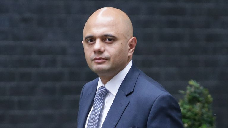 Image result for sajid javid""