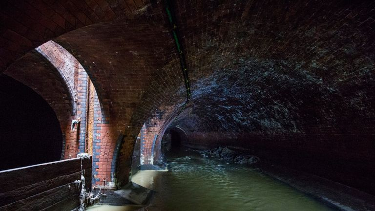 Much of Britain's water infrastructure was built by the Victorians