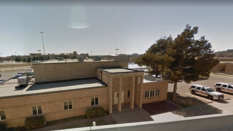Police Department at Texas Tech University at Lubbock