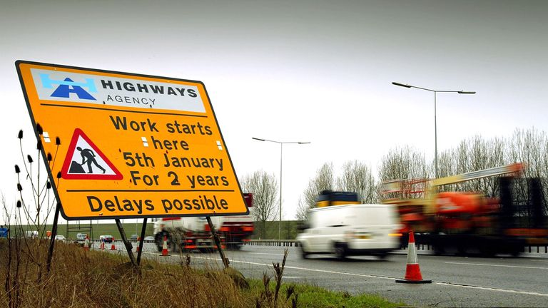 High speed limits could be rolled out next year