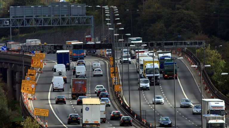 Higher speed limits could be rolled out next year
