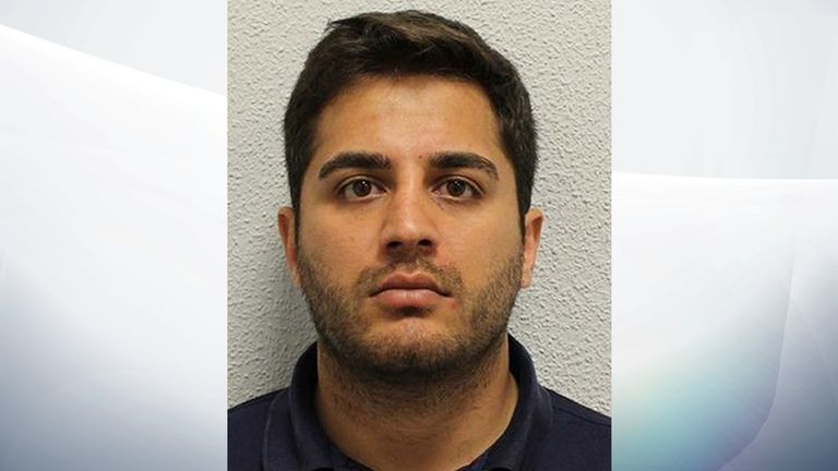 Zak Lal was jailed for more than five years