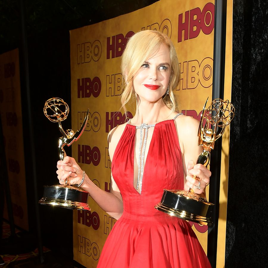 LOS ANGELES, CA - SEPTEMBER 17: Nicole Kidman attends HBO's Post Emmy Awards Reception at The Plaza at the Pacific Design Center on September 17, 2017 in Los Angeles, California. (Photo by Matt Winkelmeyer/Getty Images)