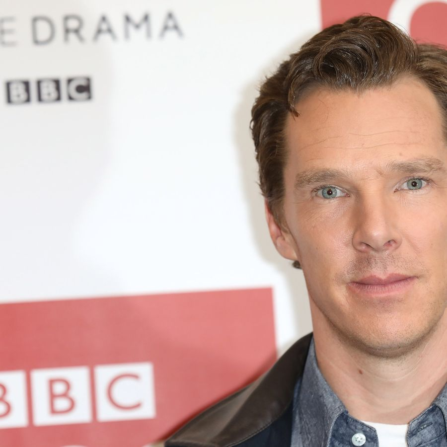 LONDON, ENGLAND - SEPTEMBER 18: Actor Benedict Cumberbatch poses for a photo ahead of a preview screening of 'The Child In Time' at BAFTA on September 18, 2017 in London, England. (Photo by Tim P. Whitby/Getty Images)