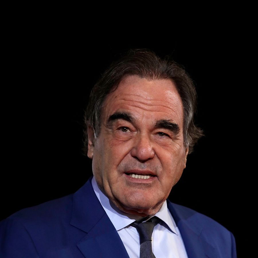BUSAN, SOUTH KOREA - OCTOBER 12: Director Oliver Stone attends the Opening Ceremony of the 22nd Busan International Film Festival on October 12, 2017 in Busan, South Korea. (Photo by Woohae Cho/Getty Images)