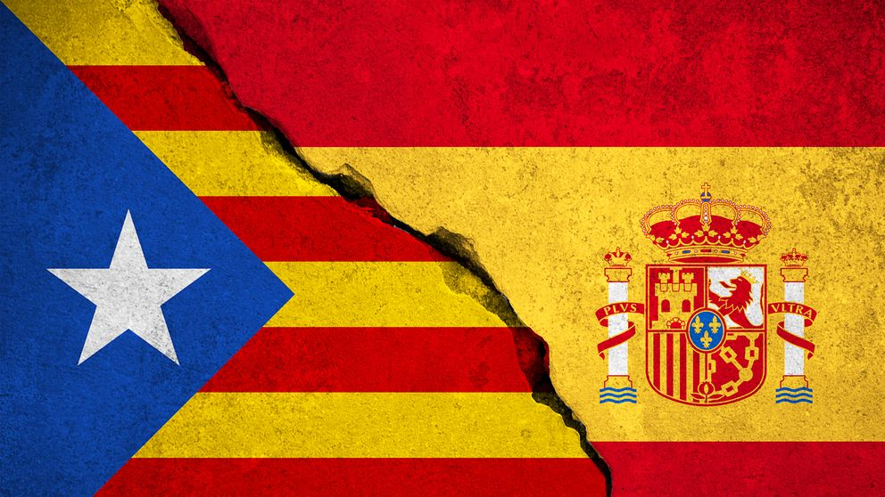 Catalonia's parliament has voted to split from Spain