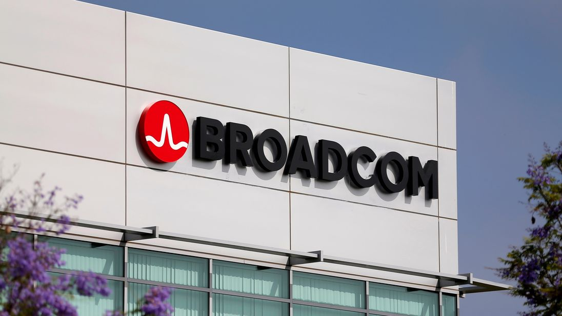 Broadcom has offered to