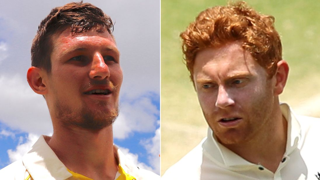 Bairstow headbutt just a 'really weird' greeting, says Bancroft