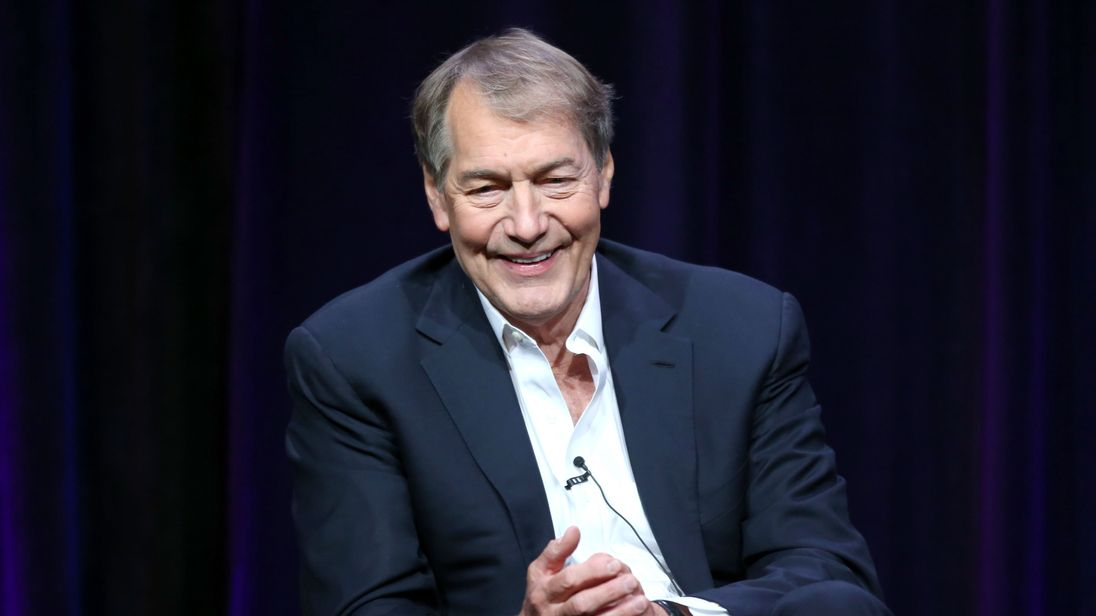 CBS, PBS Cut Ties With Charlie Rose Amid Sexual Misconduct Allegations