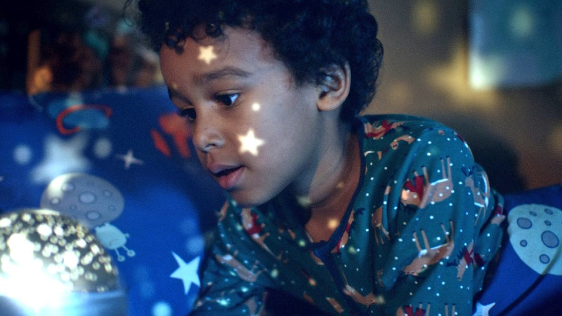 John Lewis will be hoping an imaginary friend can pull in very real profits