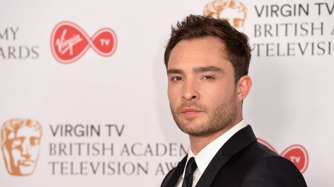 Ed Westwick denies the rape allegations