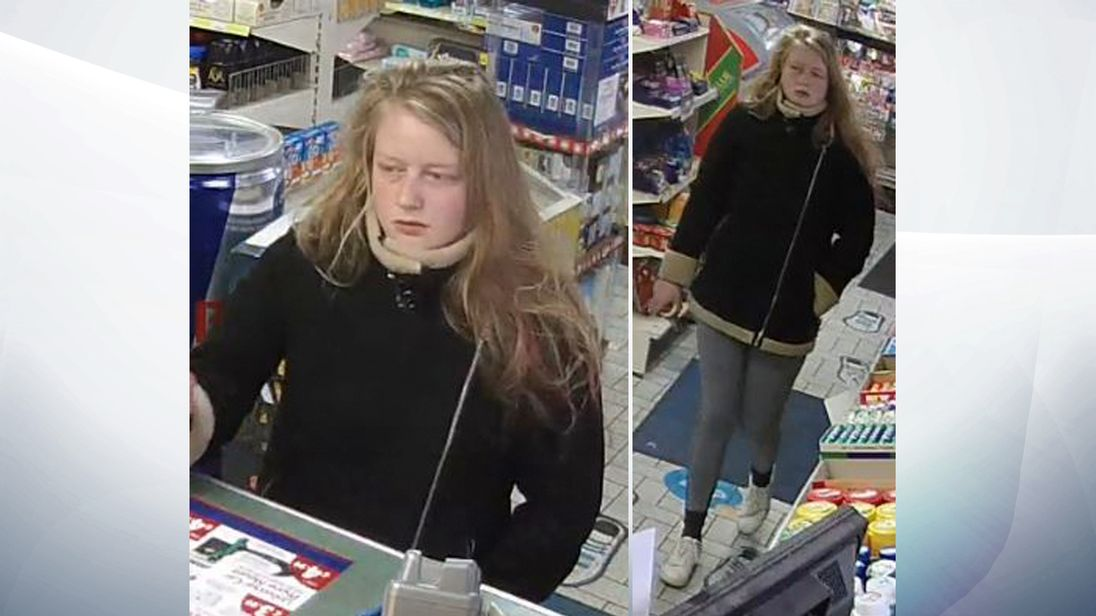 Gaia Pope: Police Investigating Disappearance Find Women's Clothing In Field