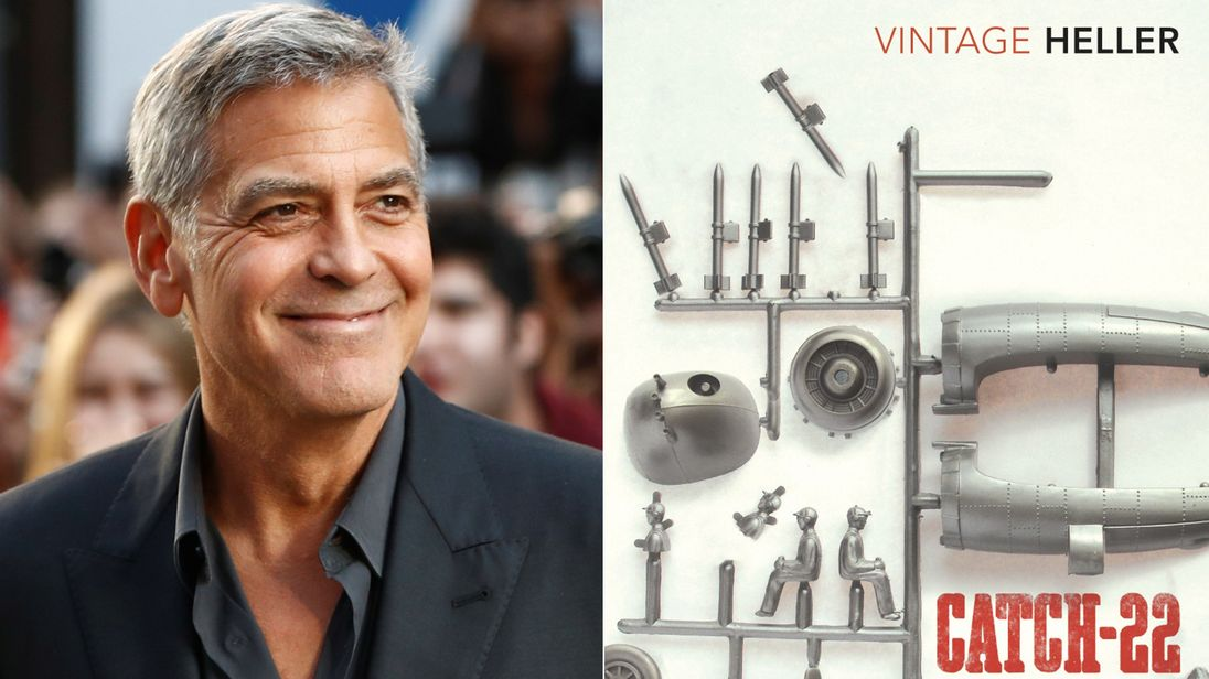 George Clooney to make a comeback on television with Catch-22