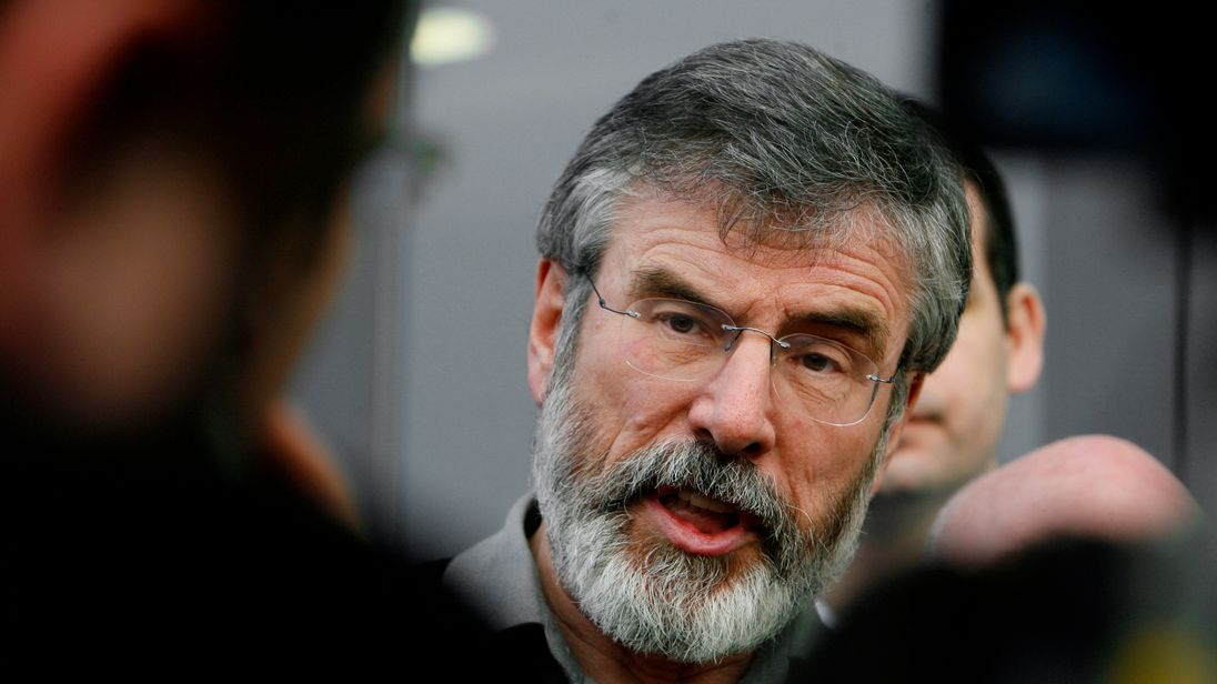McDonald to be ratified as new leader of Sinn Féin