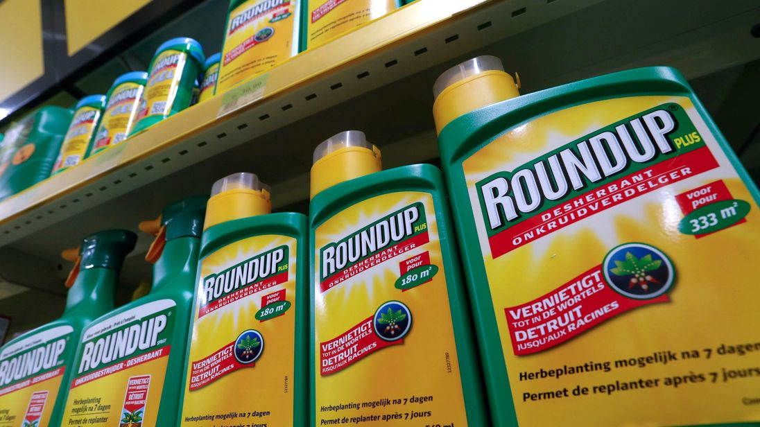Glyphosate has been linked to cancer